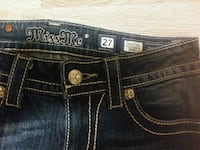 Miss me womens jeans SIZE 27 Calgary, T2M 4C5
