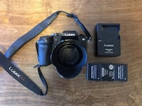 MINT 10/10  PANASONIC LUMIX G7