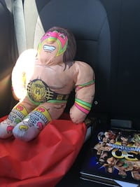 WWF wrestling buddy warrior  Toronto, M6A