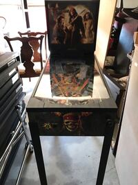 Pinball Machine Pirates of the Caribbean Themed Arcade Game  Laurel, 20708