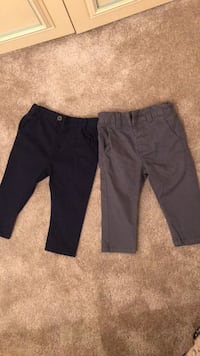 2 pair of trousers 9-12 months Slough, SL1 4XU