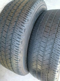 2 Goodyear wranglers 265-60-18  Whittier, 90604