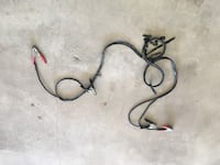 Booster cables.  Weyburn, S4H 1M3
