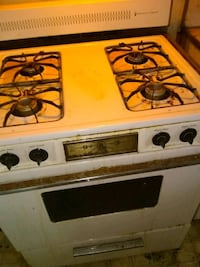 Gas stove works great moving Wakarusa, 46573