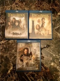 Lord of the Rings Trilogy (Bluray) Lady Lake, 32159