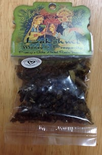 Lakshmi herbal resin incense (money & prosperity) brand new Edmonton, T6L 3A5