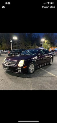 2009 Cadillac STS V8 Luxury Sports Sedan
