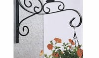 black and white floral wall decor New Westminster