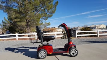 Golden Companion Four Wheel Mobility Scooter