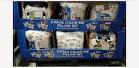 Crayola 2 pack color me pillow set for boys& girls NEW Tracy, 95304