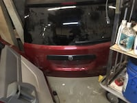 2010 dodge caravan front  right door ,side and hatch Aldergrove