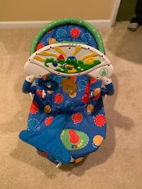 Leapfrog magical activity seat 594 mi