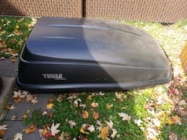 Thule car storage box