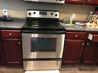 black and gray induction range oven Spring Hill, 37174