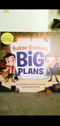 Signed Property Brothers Poster