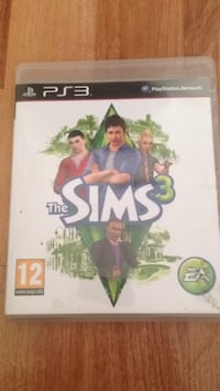 The Sims 3 PS 3 CD Oyun