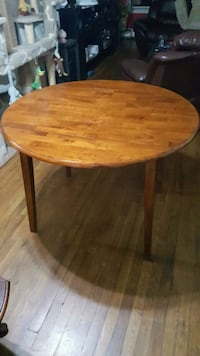 Drop Leaf Dining Room Table  New York, 10026