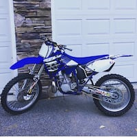 Yamaha yz250 stolen $2000 cash as reward for whoever finds or gives me exactly locations of bikes Danbury, 06811