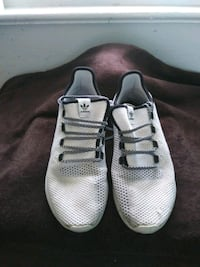 pair of white-and-black sneakers Bay Shore, 11706