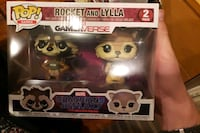 Marvel Funko Rocket and Lylla 2 pack Fairfax, 22032