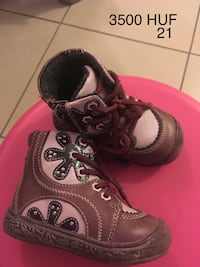 Boots for girl, used, warm 7349 km