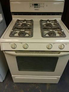 #1692 best gas stove with self cleaning oven