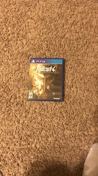 Fallout 4 Sony PS4 game case Crown Point, 46307