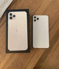 iphone 11pro Max 256 White with complete accessories
