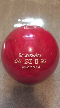 Autographed Bowling Ball Linganore, 21774