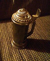Vintage Avon 1980's beer stein Roanoke, 24012