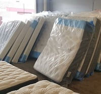 Queen and king mattresses brand new in plastic  Austin, 78729