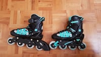 Ultra Wheels ABCD Inline Skates Size 1 - 4
