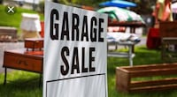 Garage Sale May 25th and 26th Edmonton, T5T 6W3
