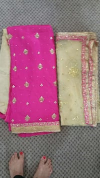 two pink and beige apparels Surrey, V3V 1N6