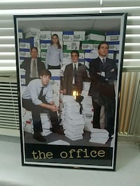 Wall Decor: The Office Norfolk, 23507