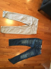 Guess and Zara men's pants Mississauga, L4Z 3T6