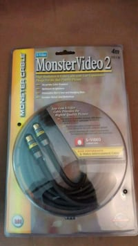 Monster video cable