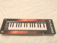 Black and white electronic keyboard Rocky View No. 44, T3L 2P5