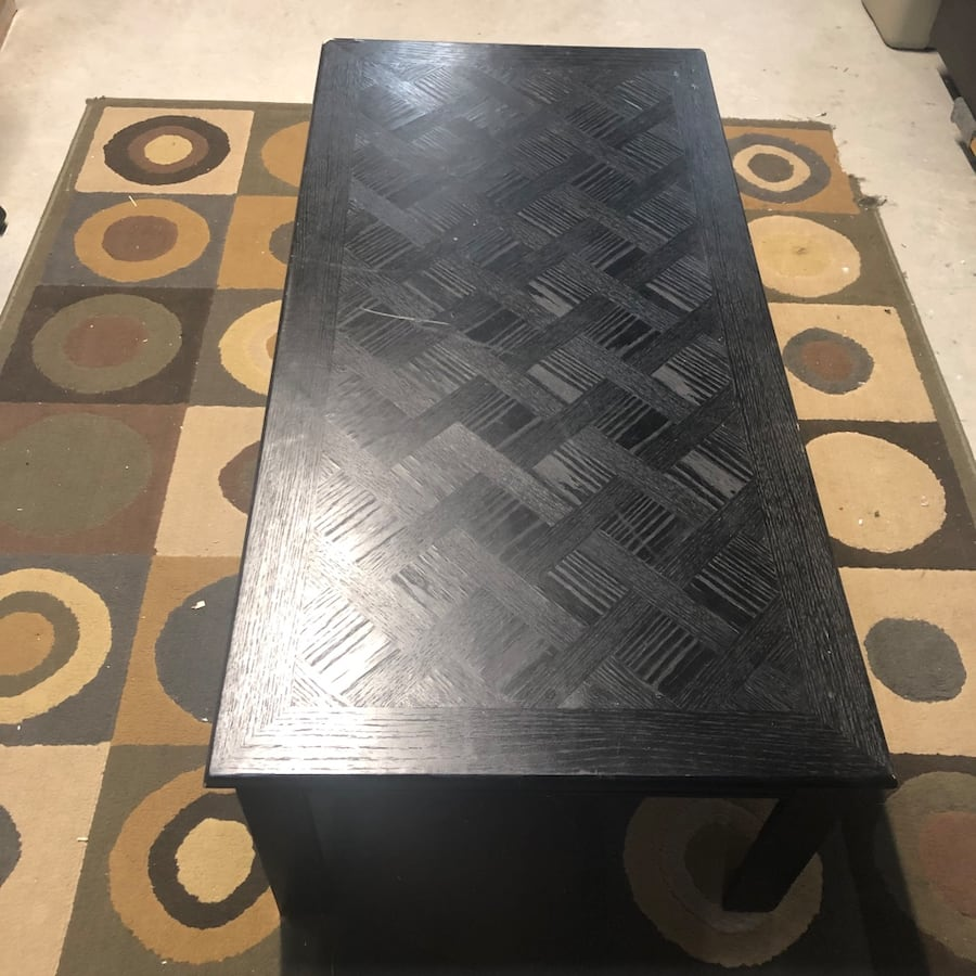 Coffee And 2 End Tables $150 for All.