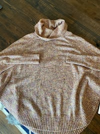 BRAND NEW marled sweater, size LG Columbia, 38401
