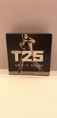T25 Get It Done complete workout Temecula, 92591