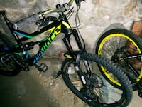 DEVINCI SPARTAN CARBON FIBRE full suspension Vancouver, V6A 1G4
