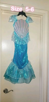 Mermaid Costume  San Juan, 78589