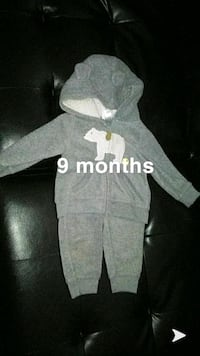 9 months baby boy outfit South Bend