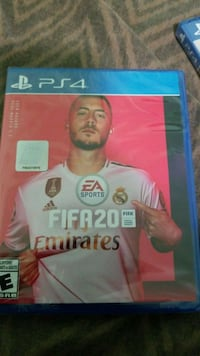 ps4 fifa20 sealed