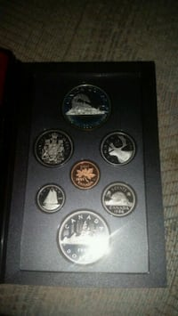 Various coin sets Ottawa