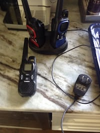 Two blue-black and red-black CB radio Hamilton, L0R 2Z7