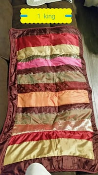 Quilted pillow shams Lucama, 27851