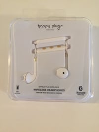 Happy plugs earbud plus,wireless 2,with microphone. Стокгольм, 164 44