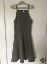 Women size 2 khaki dress SF, 94116